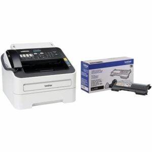最佳传真机选项:Brother Fax-2840高速单音激光传真机