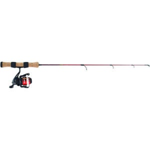 The Best Fishing Rod Option: Berkeley Cherrywood Ice Fishing Spinning Combo