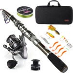 The Best Fishing Rod Option: Sougayilang Rod Combos with Telescopic Fishing Pole