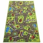 The Best Floor Mats for Kids Option: Angels Extra Large Kids Carpet Playmat Rug
