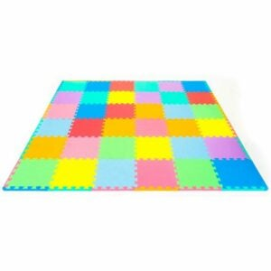 儿童最好的地板垫选择:赖源儿童泡沫拼图地板剧垫