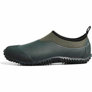 The Best Gardening Shoes Option: TENGTA Unisex Waterproof Garden Shoes