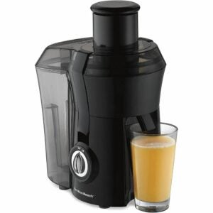 The Best Juicer Option: Hamilton Beach Juicer Machine (67601A)