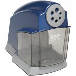 The Best Pencil Sharpener Option: X-ACTO School Pro Classroom Electric Pencil Sharpener