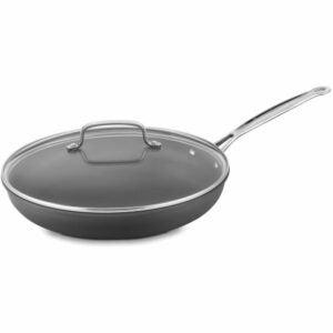 The Best Skillet Option: Cuisinart 622-30G Chef's Classic Nonstick Skillet