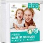 The Best Waterproof Mattress Protector Option: Vekkia Organic Mattress Protector