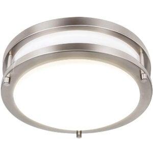 Best LED Ceiling Light Options: 13 inch Flush Mount LED Ceiling Light Fixture