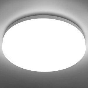 Best LED Ceiling Light Options: LE Flush Mount Ceiling Light Fixture Waterproof LED