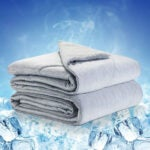 Best Cooling Comforter Options: LUXEAR Cooling Blanket