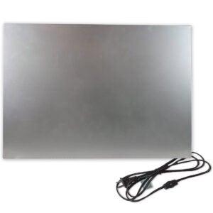 最佳电加热器选择:舒适产品CL舒适腿平板辐射桌加热器