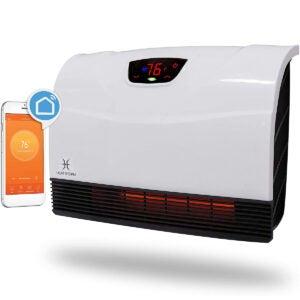 最佳电加热器选择:Heat Storm HS-1500-PHX-WIFI红外线加热器