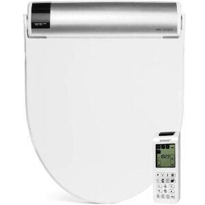 Best Heated Toilet Seat Options: Bio Bidet Bliss BB2000 Elongated White Smart Toilet