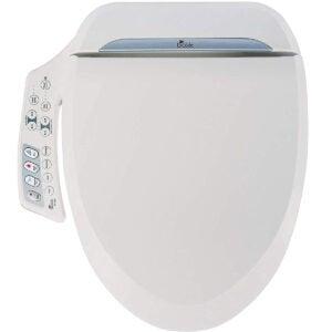 Best Heated Toilet Seat Options: BioBidet BB-600 BB600 Ultimate Advanced Bidet Toilet