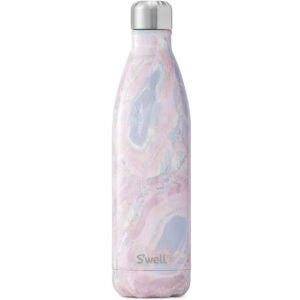 Best Insulated Water Bottle Options: S'well Stainless Steel Water Bottle