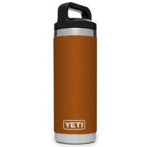 Best Insulated Water Bottle Options: YETI Rambler 18oz Bottle