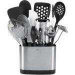 Best Kitchen Utensil Set Options: OXO Good Grips 15-Piece Everyday Kitchen