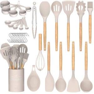 Best Kitchen Utensil Set Options: Umite Chef Kitchen Cooking Utensils Set