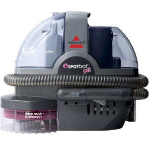 Best Portable Carpet Cleaner Options: SpotBot Pet handsfree Spot and Stain Cleaner