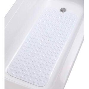 Best Shower Mat Options: Tike Smart Extra-Long Non-Slip Bathtub