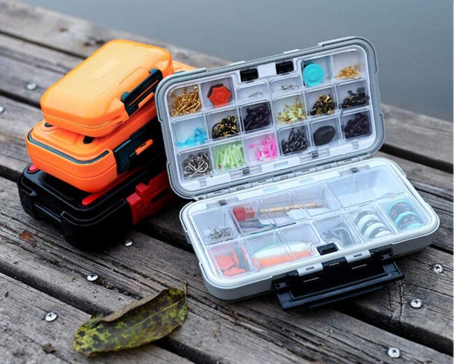 Best Tackle Box Options
