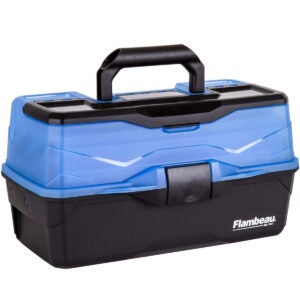 Best Tackle Box Options: Flambeau Outdoors 3 Tray