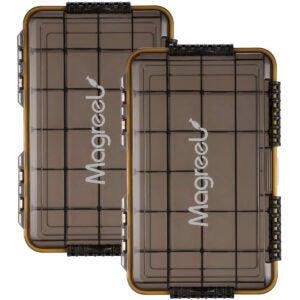 Best Tackle Box Options: Magreel Waterproof Fishing Tackle Box