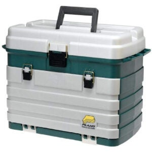 Best Tackle Box Options: Plano 4-Drawer Tackle Box