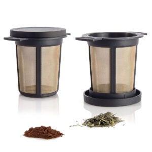 Best Tea Infuser Options: Finum Reusable Stainless Steel Coffee