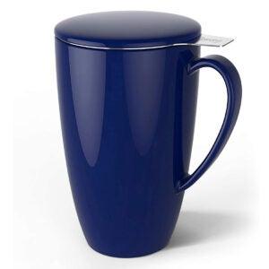 Best Tea Infuser Options: Sweese 201.103 Porcelain Tea Mug