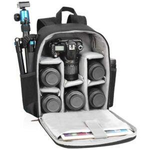 Best Travel Backpack Options: CADeN Camera Backpack Bag Professional