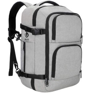 Best Travel Backpack Options: Dinictis 40L Carry on Flight Approved Travel Laptop Backpack