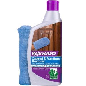 Best Wood Cleaner Options: Rejuvenate Cabinet & Furniture Restorer