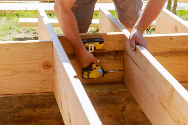 The Best Deck Screws for Your Outdoor Build