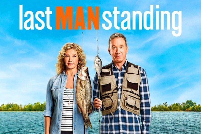 Tim Allen on Last Man Standing