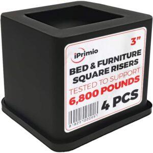 最好的床位选择:Iprimio床和家具广场立管