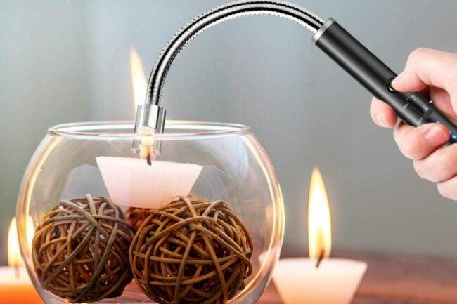 最好的蜡烛打火机选择