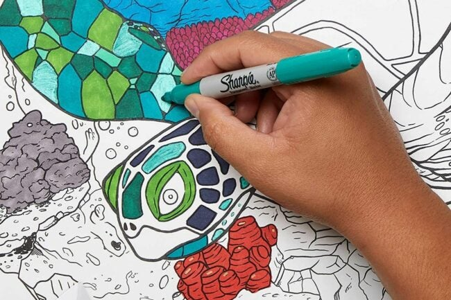 The Best Colored Markers Option