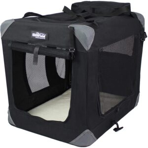 The Best Dog Crate Options: EliteField 3-Door Folding Soft Dog Crate