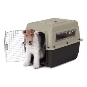 最好的狗箱选项:Petmate Ultra Vari Kennel