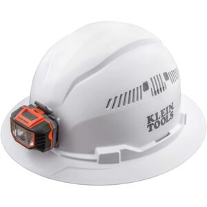 The Best Hard Hat Options: Light_Klein Tools 60407 Hard Hat