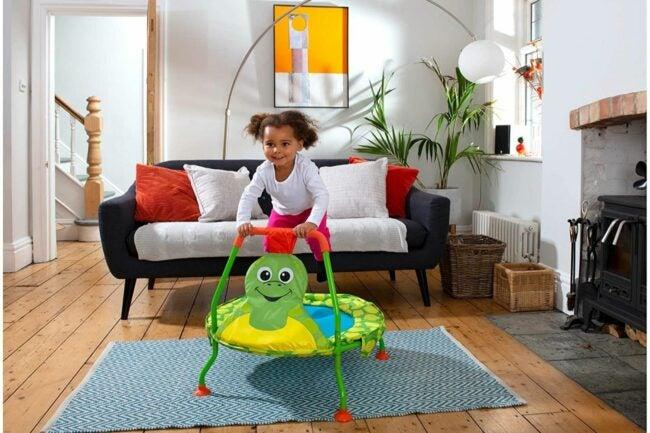 The Best Indoor Trampoline for Kids Option