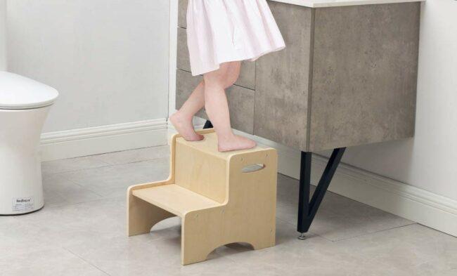 Best Step Stool For Kids