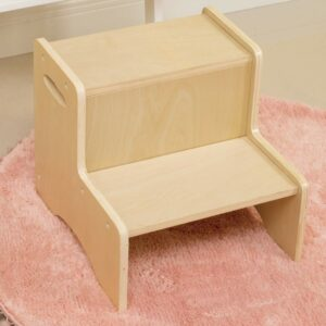 Best Step Stool For Kids Wooden