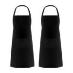 The Best Apron Option: Syntus 2 Pack Adjustable Bib Apron