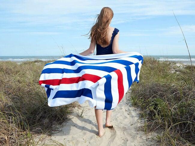 The Best Beach Towel Options