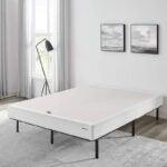 最好的盒子弹簧选项:Amazonbasics床垫基础智能箱春天