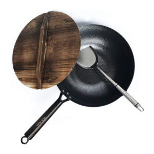 The Best Carbon Steel Wok Option: Souped Up Recipes Carbon Steel Wok