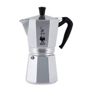 The Best Coffee Percolator Option: Bialetti Moka Express Export Espresso Maker