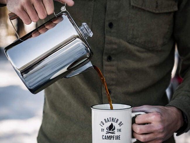 The Best Coffee Percolator Options