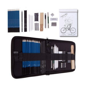 The Best Drawing Pencils Option: Bellofy Drawing Kit Artists Supplies